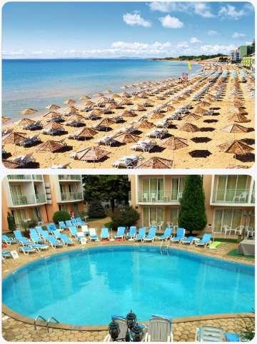 All Inclusive Slunečné Pobřeží v Bulharsku červen