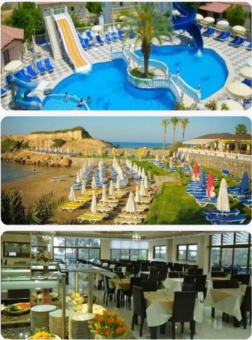 Kypr akční zájezd s all inclusive super last minute