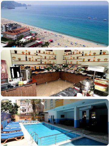 Mega hit zájezd do Turecka v květnu s jídlem a pitím u bazénu