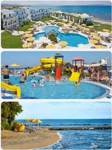 Seritas Beach hotel na Krétě recenze
