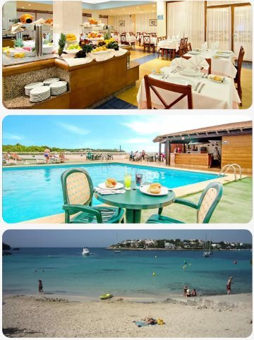 Akční zájezd na Mallorcu ostrov u Španělska Baleárské ostrovy