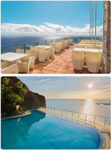 Krásný hotel na Gran Canaria v prosinci