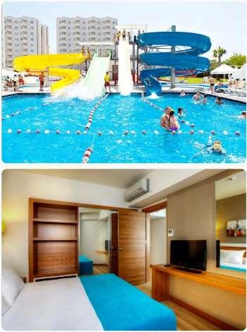 Luxusní zájezd na Turecké riviéře v létě