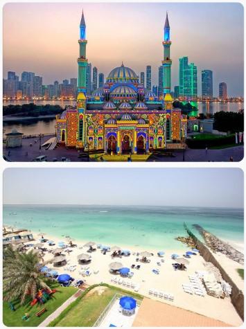 Nejlevnější dovolená Spojené arabské emiráty Sharjah