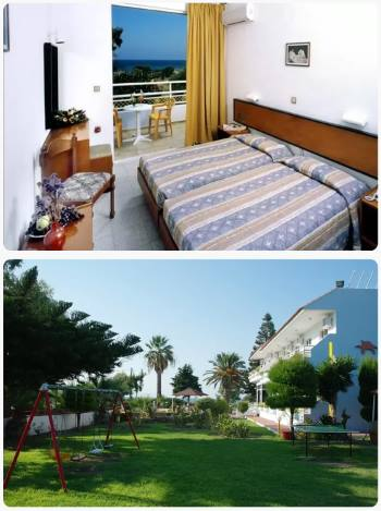 Řecký ostrov Rhodos super last minute All Inclusive zájezd