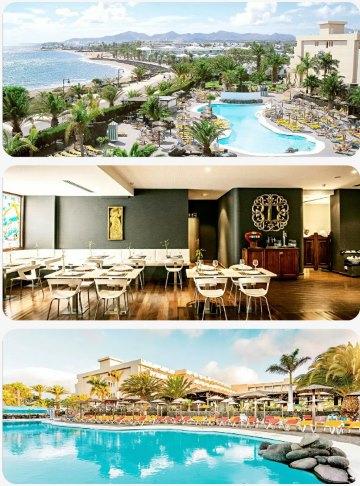 Hotel Beatriz Playa na Kanárských ostrovech