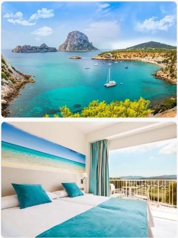 Ibiza akční zájezd a levná dovolená