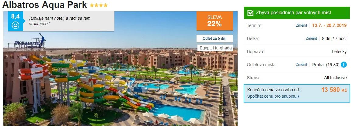 Nejkrásnější hotel s Aquaparkem