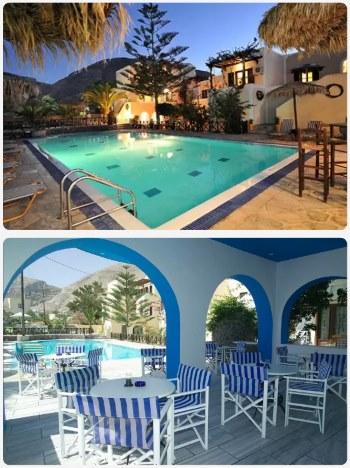 Ubytování na Santorini levně za akční ceny v last minute termínu