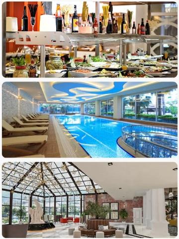 Ultra All Inclusive zájezd pětihvězdičkový hotel Turecko