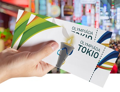 Vstupenky a lístky na Olympijské hry Tokio Japonsko