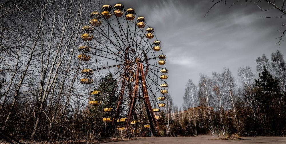 Nejlevnější zájezd do Černobylu