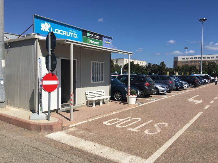 Půjčení auta Locauto