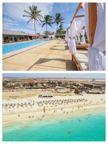 Super last minute zájezd do hotelu Belorizonte na Kapverdských ostrovech
