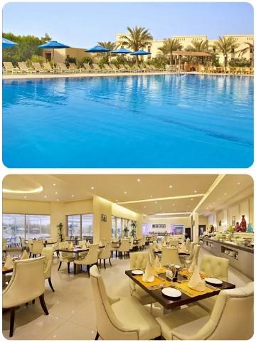 Akční ubytování v hotelu Acacia v emirátu Ras Al Khaimah