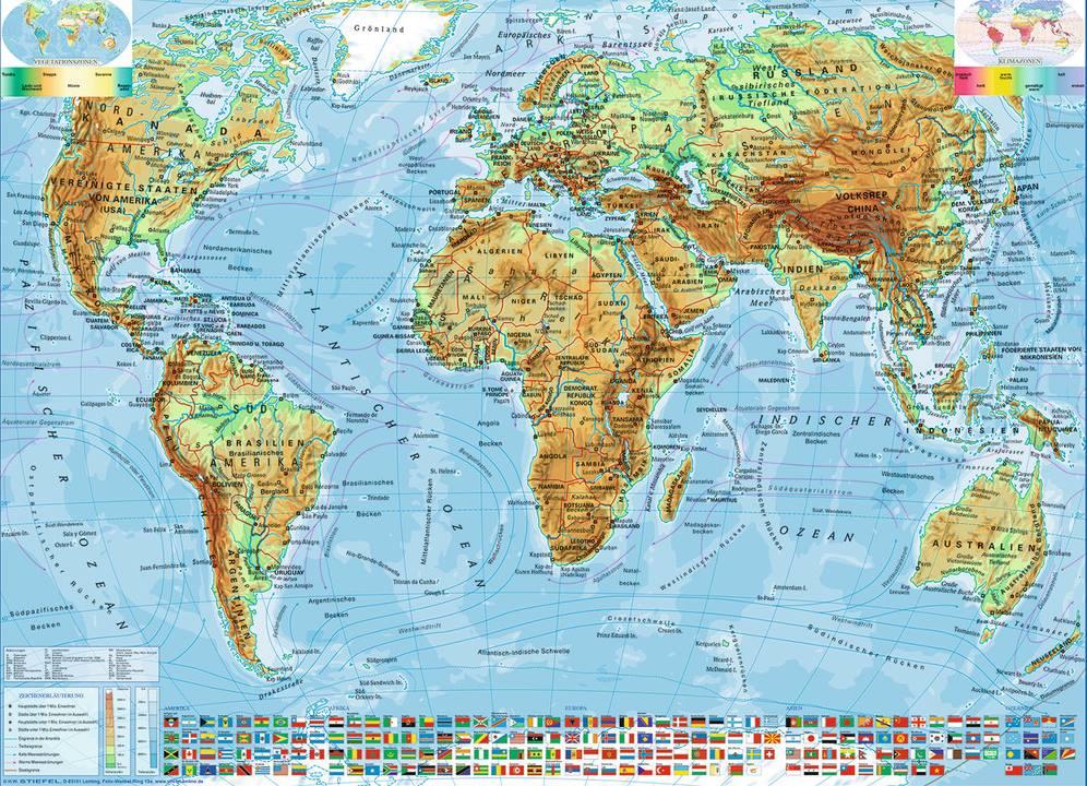 Mapa Sveta Staty Slepa Online Podrobna Mapa Zeme