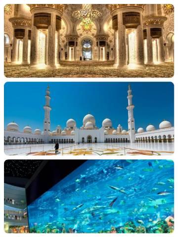 Poznávací zájezd do Dubaje v říjnu Spojené arabské emiráty