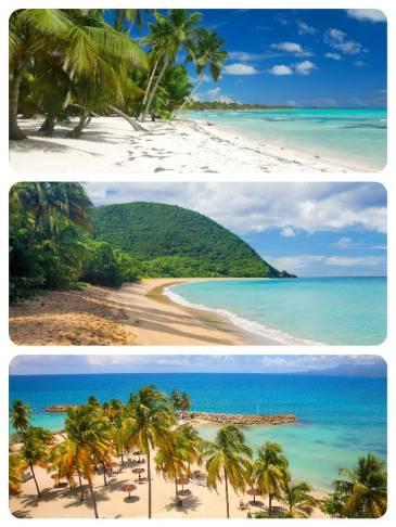 Nejlevnější Karibik na ostrov Guadeloupe
