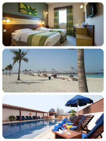 40 dní dlouhý zájezd a dovolená v Dubaji levně