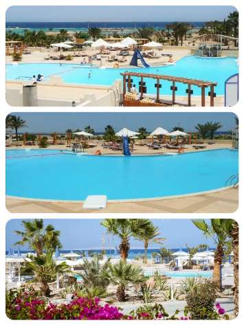Egypt hotel Coral Beach All Inclusive zájezd a dovolená