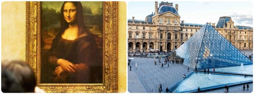 Muzeum Louvre v Paříži vstupenky a otevírací doba
