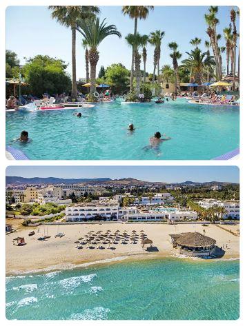 Nejlevnější All Inclusive dovolená v Tunisku Hammamet