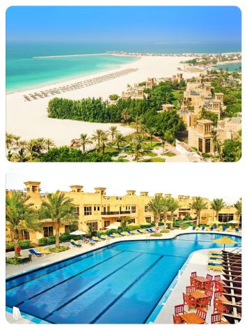 Recenze hotelu Al Hamra Village Ras al Khaimah