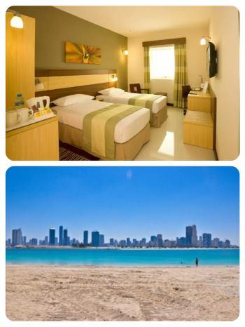 Spojené arabské emiráty Sharjah polopenze nejlevnější dovolená a zájezdy