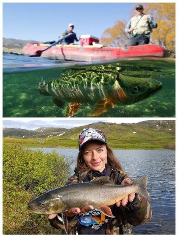 Dovolená s rybařením a možností lovit ryby