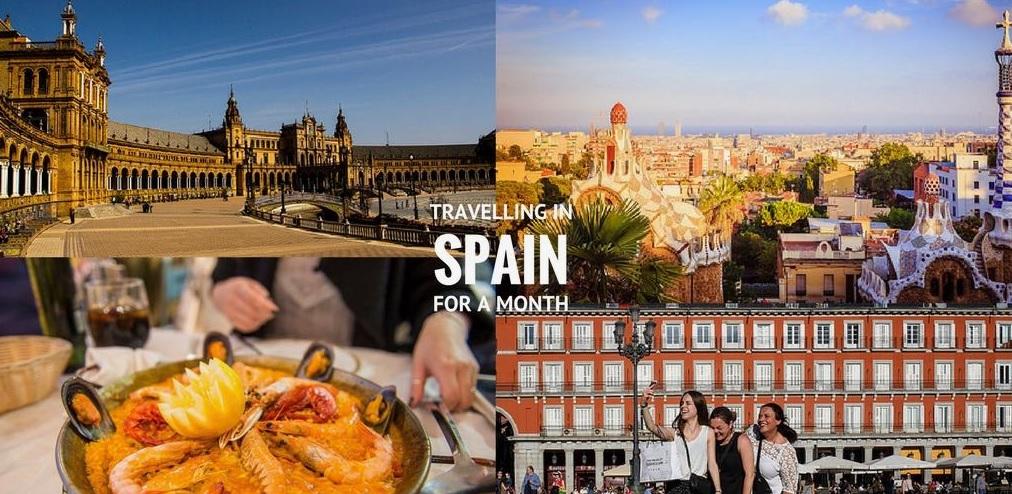 Španělsko cestování a informace pro dovolenou