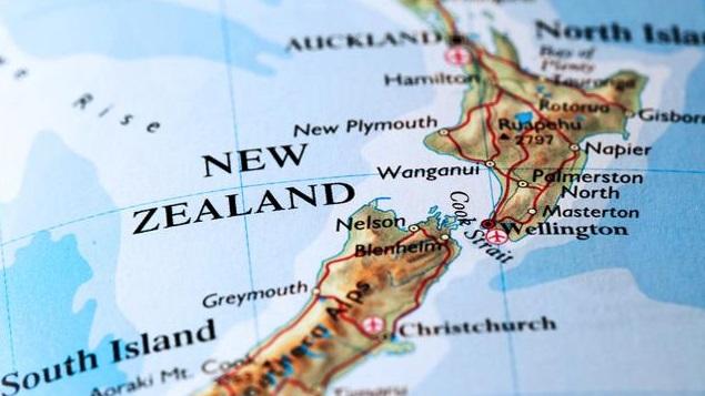 Cestování na Nový Zéland