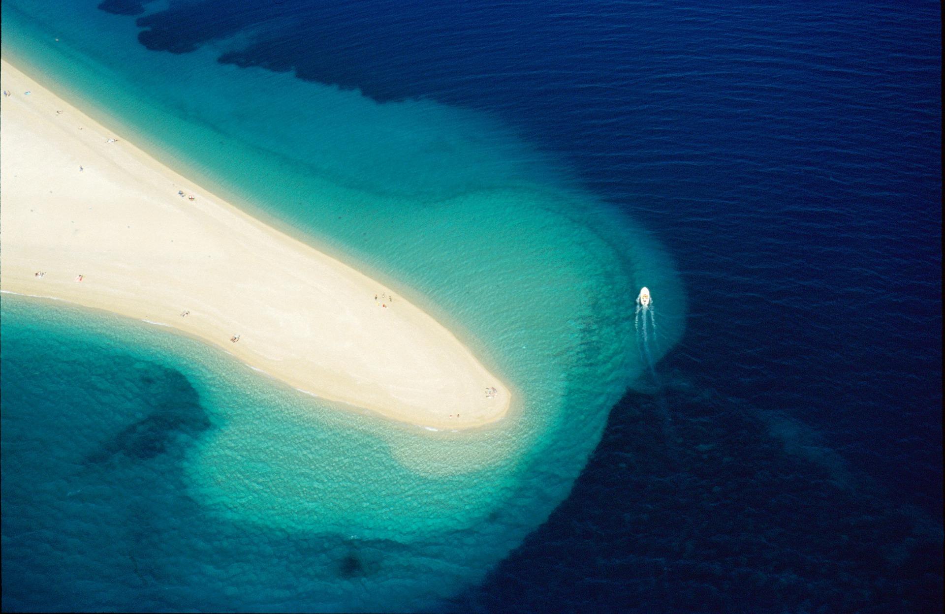 Nejkrásnější písečná pláž v Chorvatsku